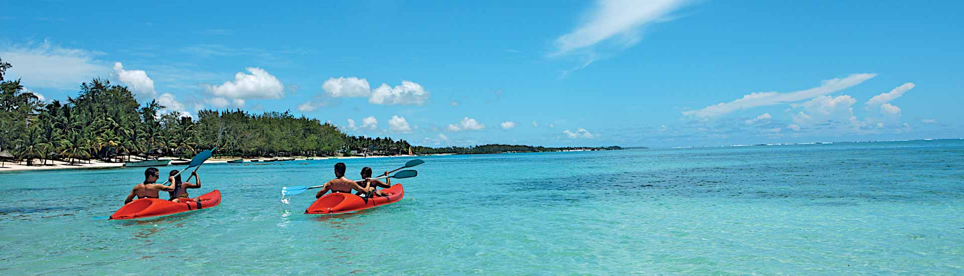 Mauritius Holiday Special - Sea Kayaking